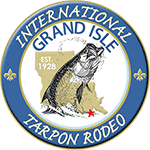 Grand Isle Tarpon Rodeo Logo